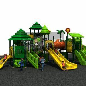 Wood Series | Jungle-Gym | AP-OP30708
