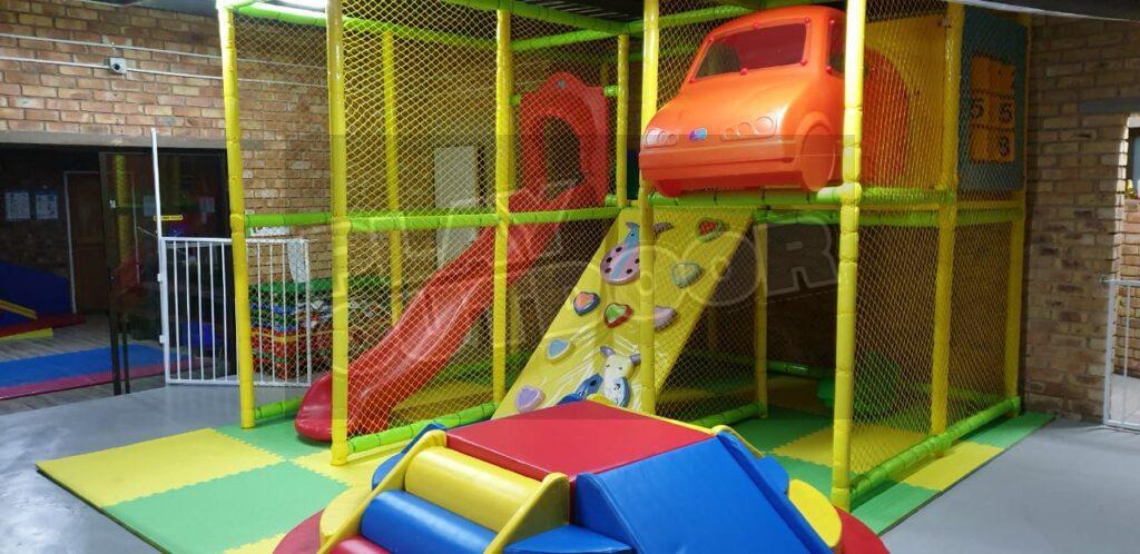 Indoor Jungle-gym | Playoutdoor