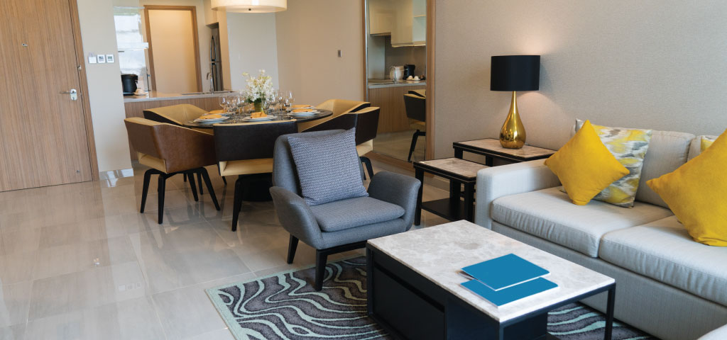 Consider these three things before you rent a furnished apartment
