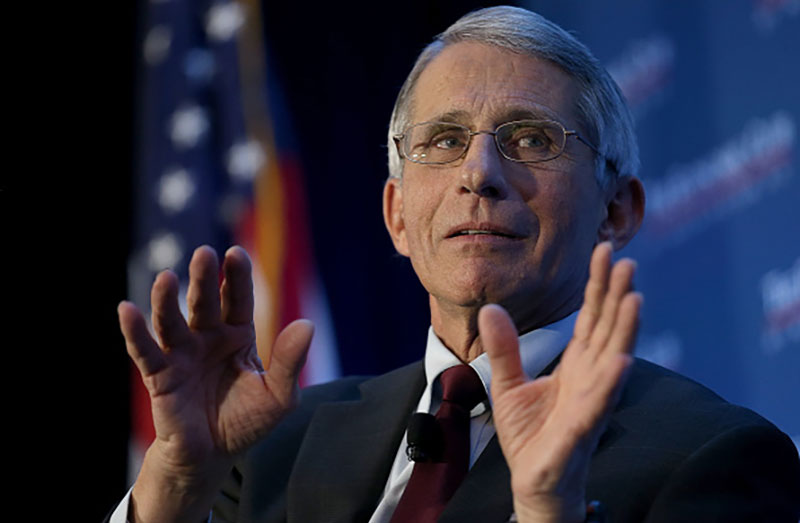 5 reasons why Dr. Anthony Fauci makes a great brand
