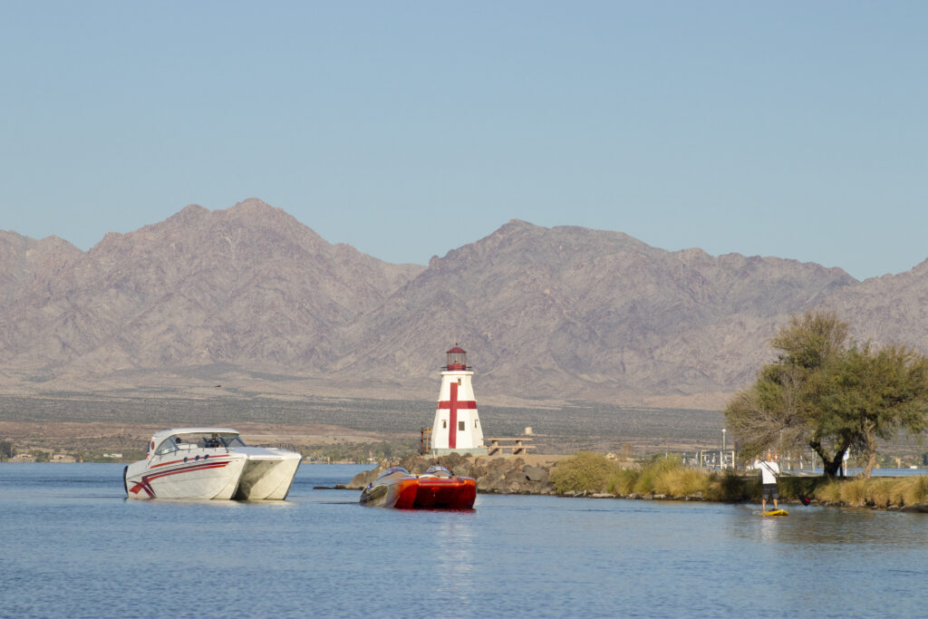 lake havasu lighthouse