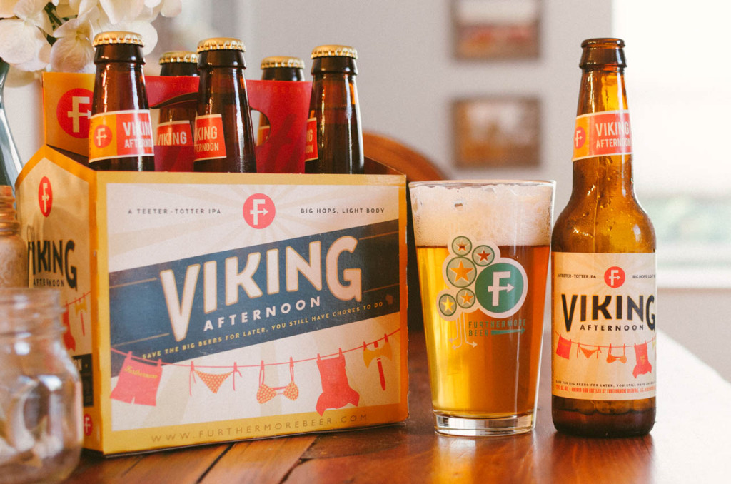 Furthermore Viking IPA Six Pack and Beer