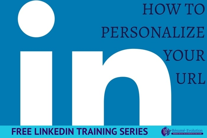 How to Personalize Your LinkedIn URL