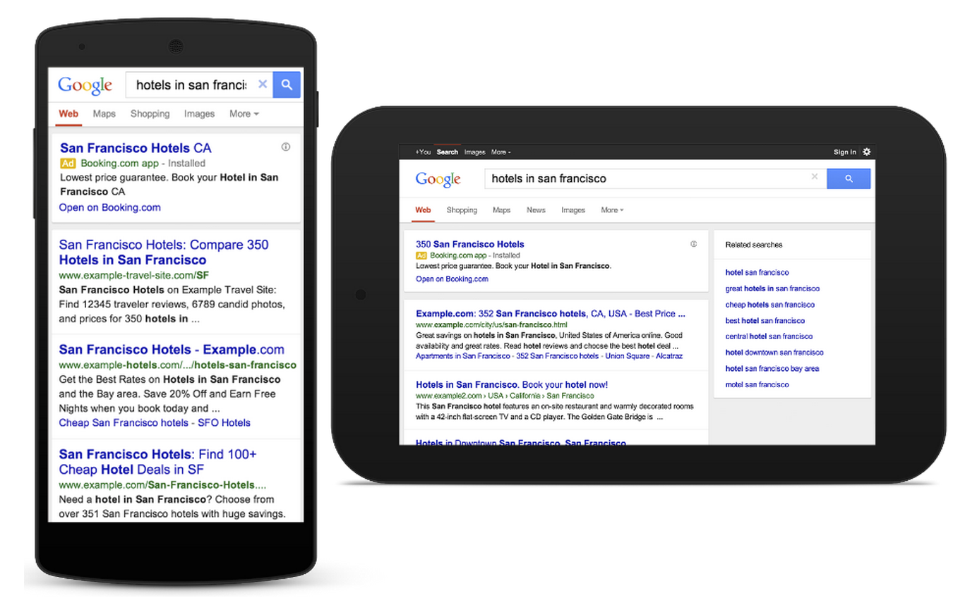 Google To Treat 'Mobile-Friendly' Sites Better Than Those That Aren't