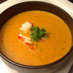 Making Lobster Bisque: Meeting the Meat Not Required