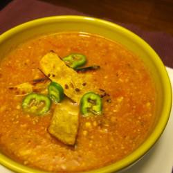 Tortilla Soup (aka, Mexican Corn Soup): Yes, Please