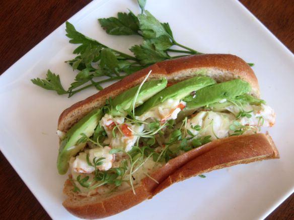 Modern Lobster Roll | pkway