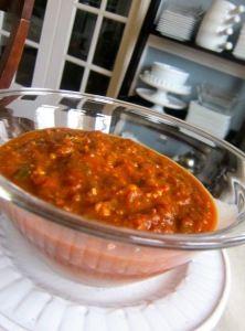 Tomato Tamarind Sauce