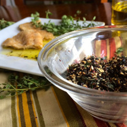 Za'atar: The Beginning of Something Beautiful