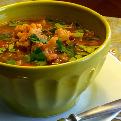 Hearty Mexican Vegetable Soup: Begin with Leftovers, Reduce Food Waste
