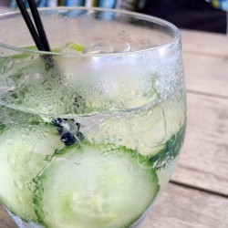 Cucumber Lime Spritzer: Your Go-To Summer Drink,  Any Time of Day