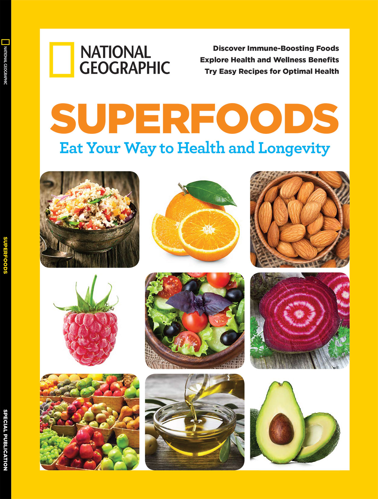 Superfoods by PK Newby