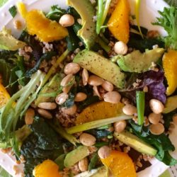 A Big Salad Goes Mediterranean on Meatless Monday (Recipe)