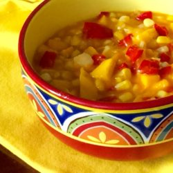 Mango Corn Salsa (Recipe)