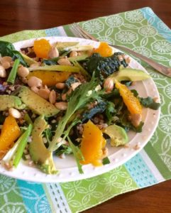 Mediterranean Salad | #pkway