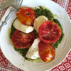Anything Goes Pesto: Whatever Greens and Herbs You Got, They Will Pesto
