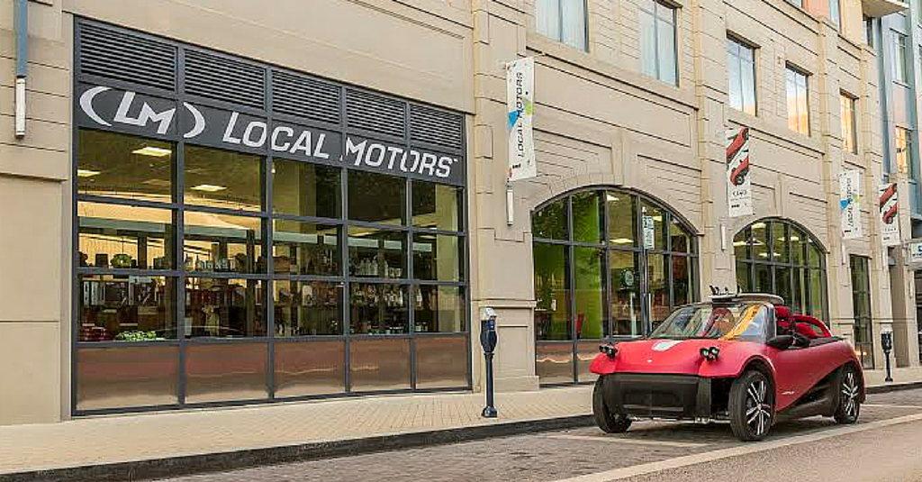 Local Motors - National Harbor, FL