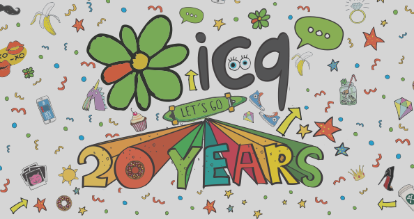 ICQ turns 20 years old