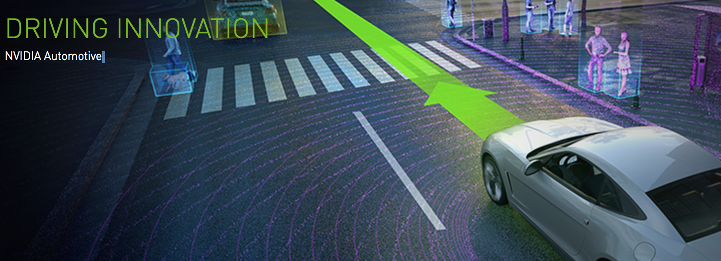 Nvidia promises self-driving on the road by 2020
