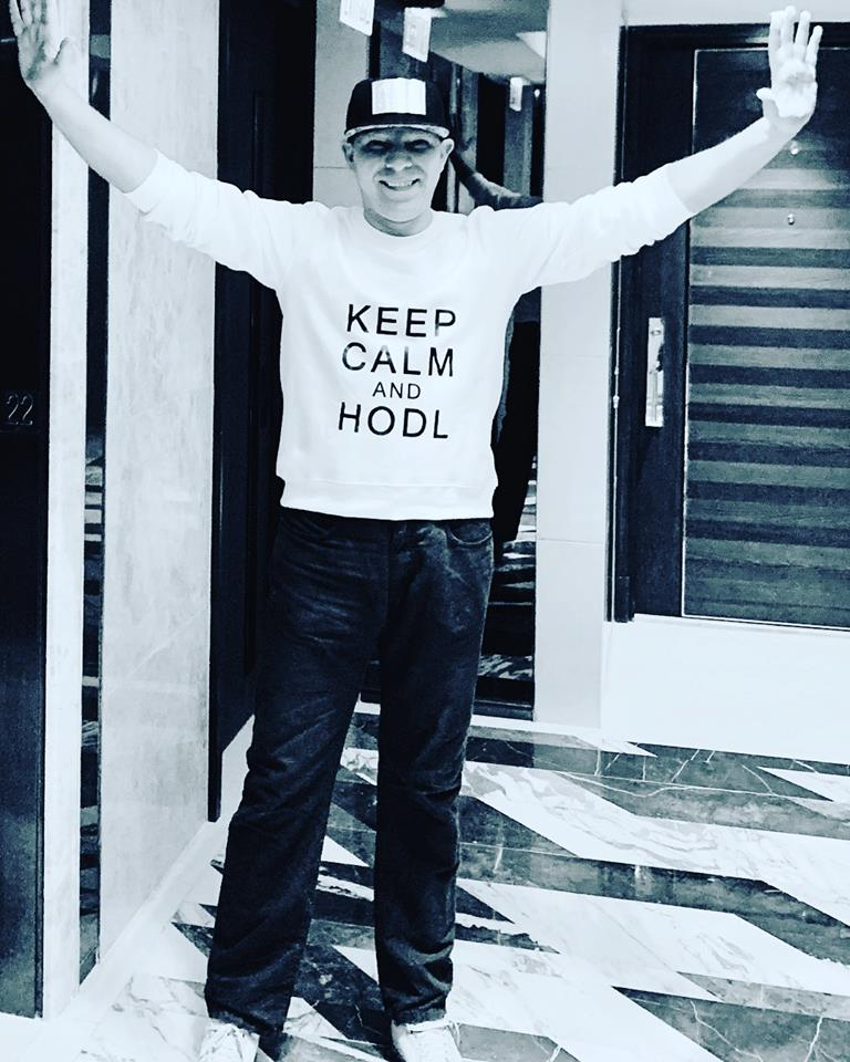 Keep calm and HODL