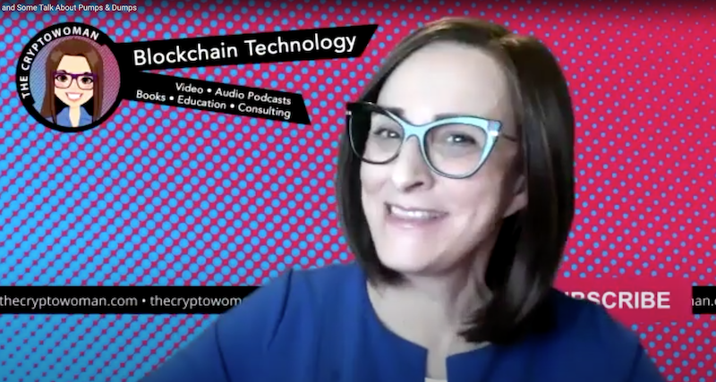 Interview with Crypto Woman on BC VAULT and crypto (uncut version)
