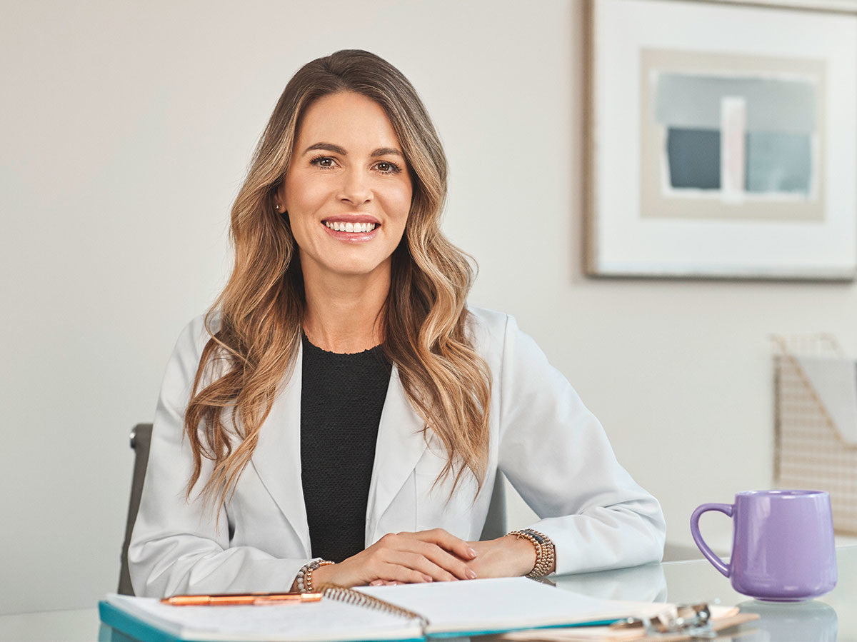 Ashley Magovern, MD, general dermatologist