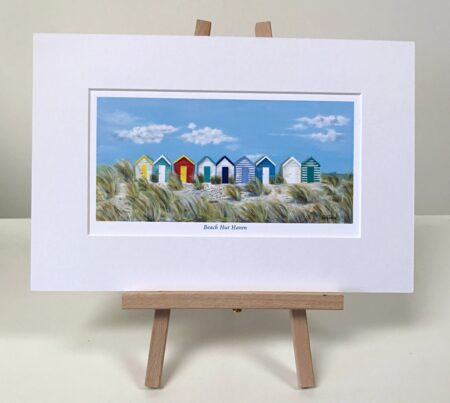 Beach Huts Pankhurst Gallery