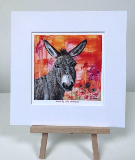 Dave Donkey Pankhurst Gallery