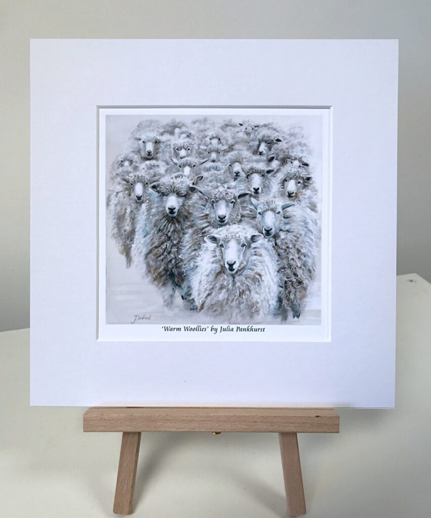 Sheep Pankhurst Gallery