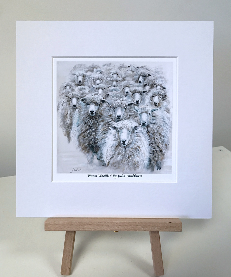 Sheep Pankhurst Gallery