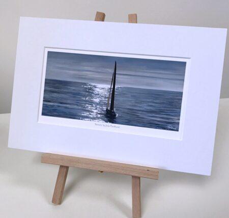 Yacht, Horizon Pankhurst Gallery