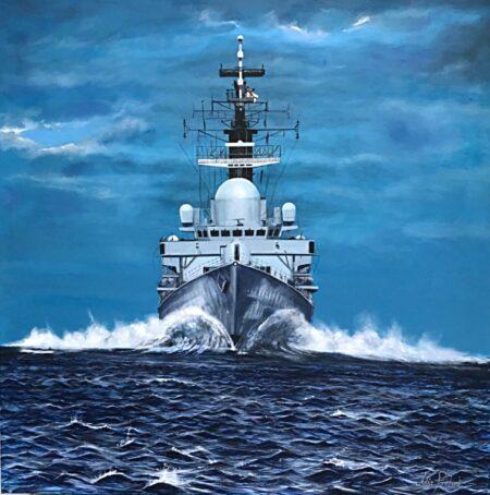 Type 42 Forever Warship Pankhurst Gallery