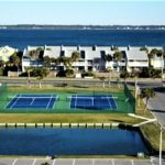 tennis courts regency towers