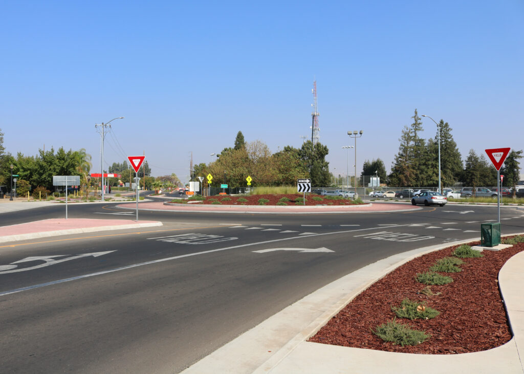 Reed Avenue Improvements - Reedley, CA