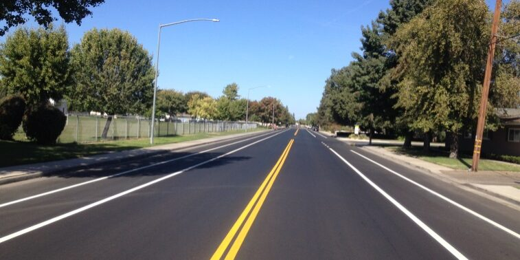 14th Ave Bike Lanes (Stroud to Sierra) & Lincoln Street Reconstruction - Kingsburg