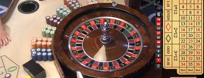 livecasino roulette