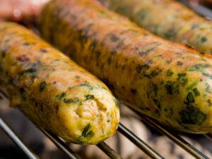 thai chicken sausage