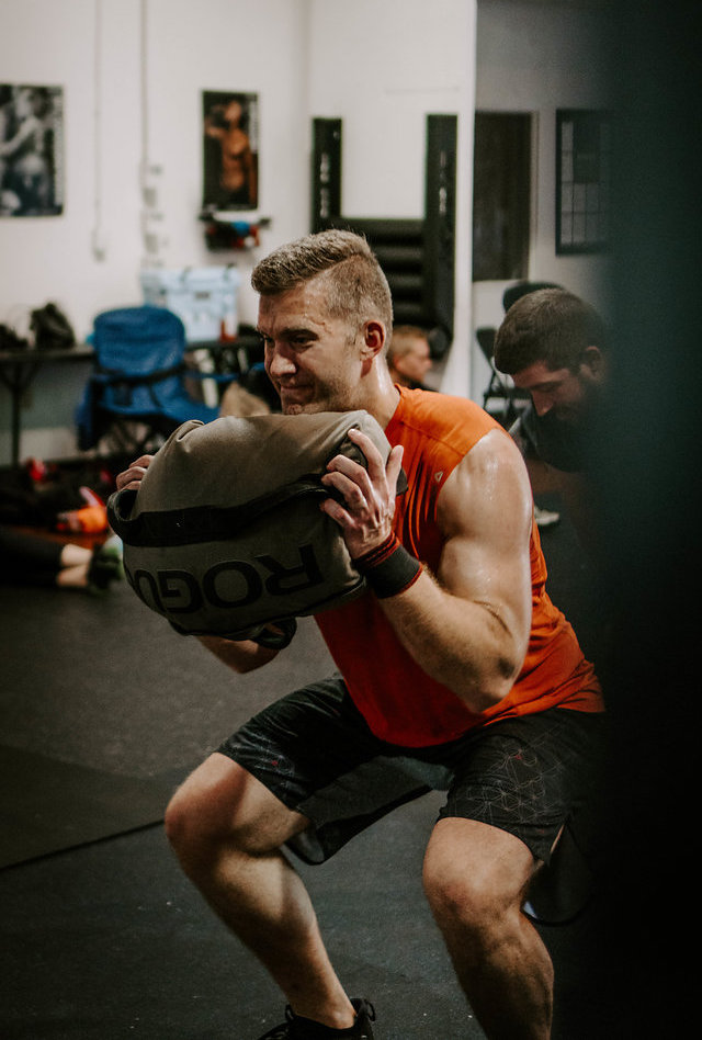 John Stammerman - CrossFit Level 1 Trainer