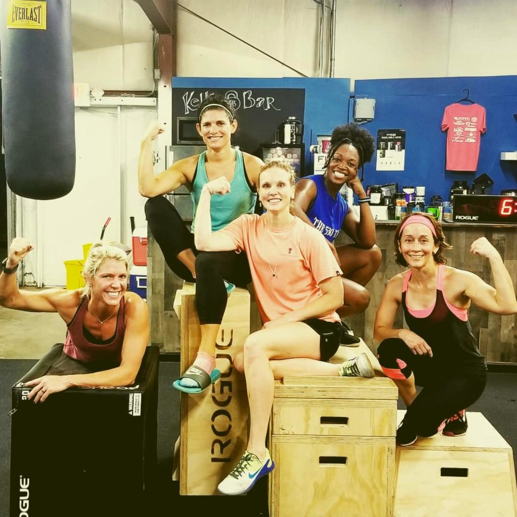 Fern Creek CrossFit gym and fitness in Louisville, Kentucky