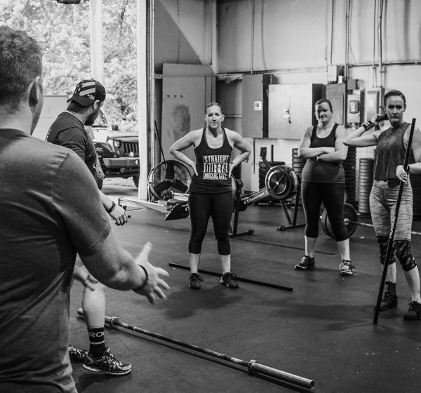 Fun group classes and personal training options