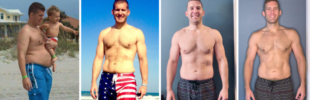 Body transformation at Fern Creek CrossFit