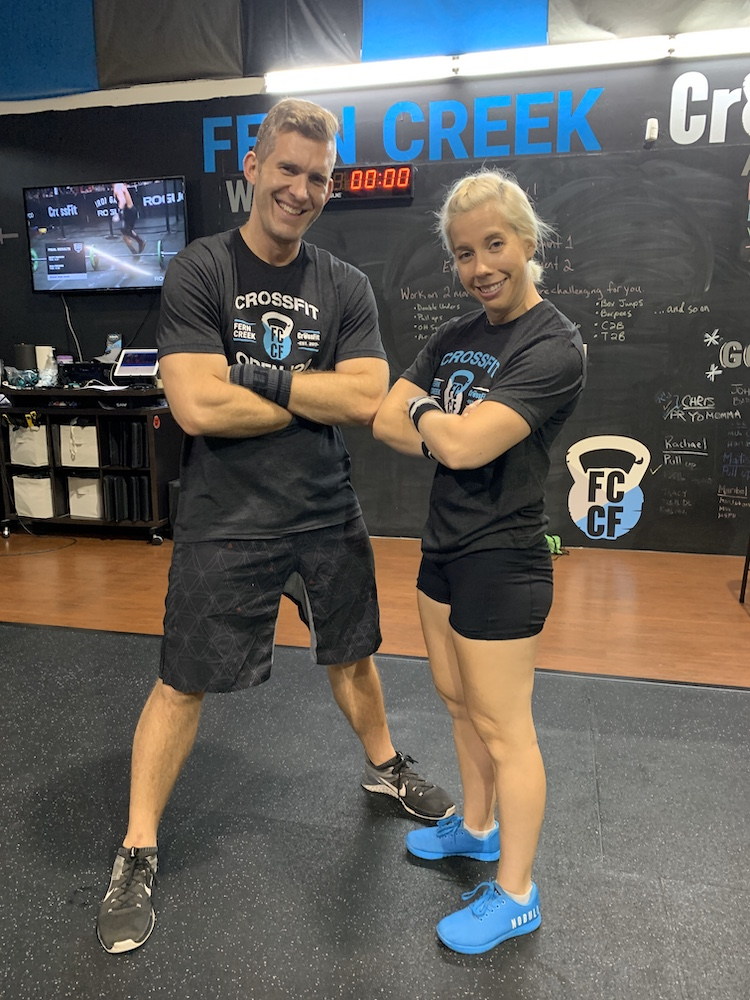 Fern Creek CrossFit members