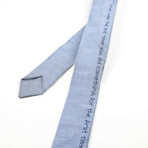 Chambray Wrap-Around