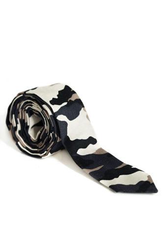 Camo Wrap-Around Tie