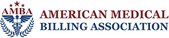 American Medical Billing Association (AMBA) logo.