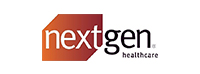 NextGen Healthcare Information Systems logo.