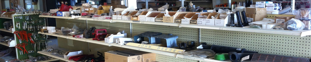 Farm Tractor / Equipment Salvage Parts Inventory | Cook