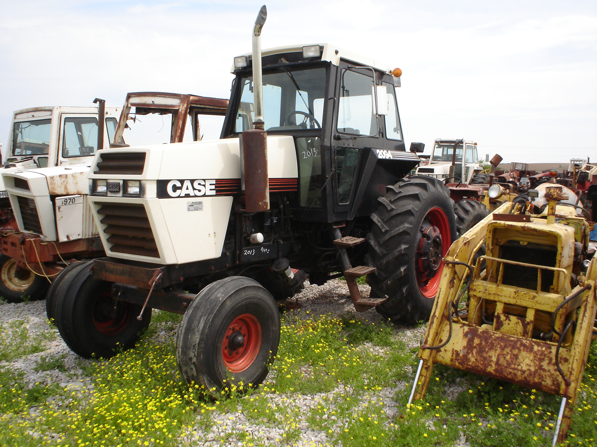 Case 2094 | Cook Tractor Co Parts and Sales