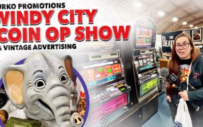 Fall 2019 Windy City Coin Op and Vintage Advertising Show