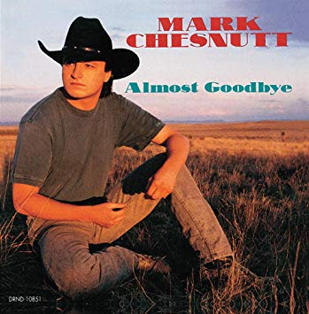 Mark Chessnutt album cover